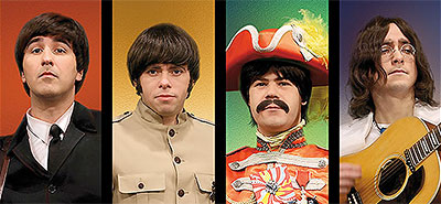 THE BACKWARDS - Beatles revival |