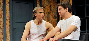 Edward Taylor: Vztahy na úrovni, divadelní společnost Háta