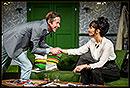Jiøí Langmajer, Daniela Šinkorová v komedii Manželský poker, foto: Roman Albrecht