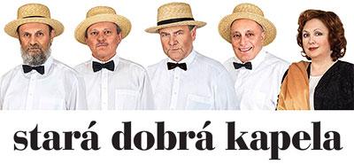 Jiří Hubač: Stará dobrá kapela