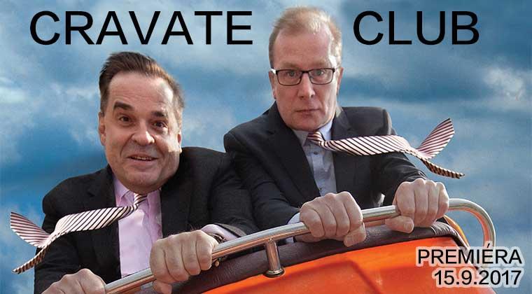 Fabrice Roger-Lacan: Cravate club. Martin Pechlát (Bernard) a Miroslav Etzler (Adrien)